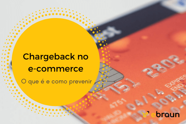 Chargeback no e-commerce